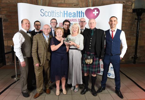 The Scottish Health Awards 2020