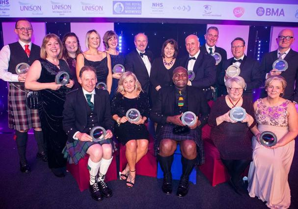 The Scottish Health Awards
