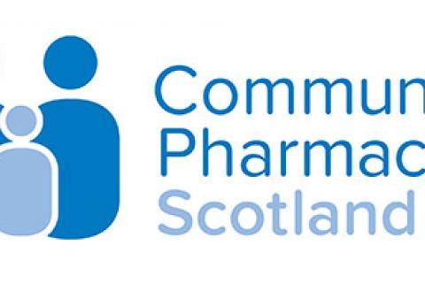 Community Pharmacy Scotland logo