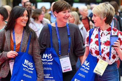 NHS Scotland Event 2019